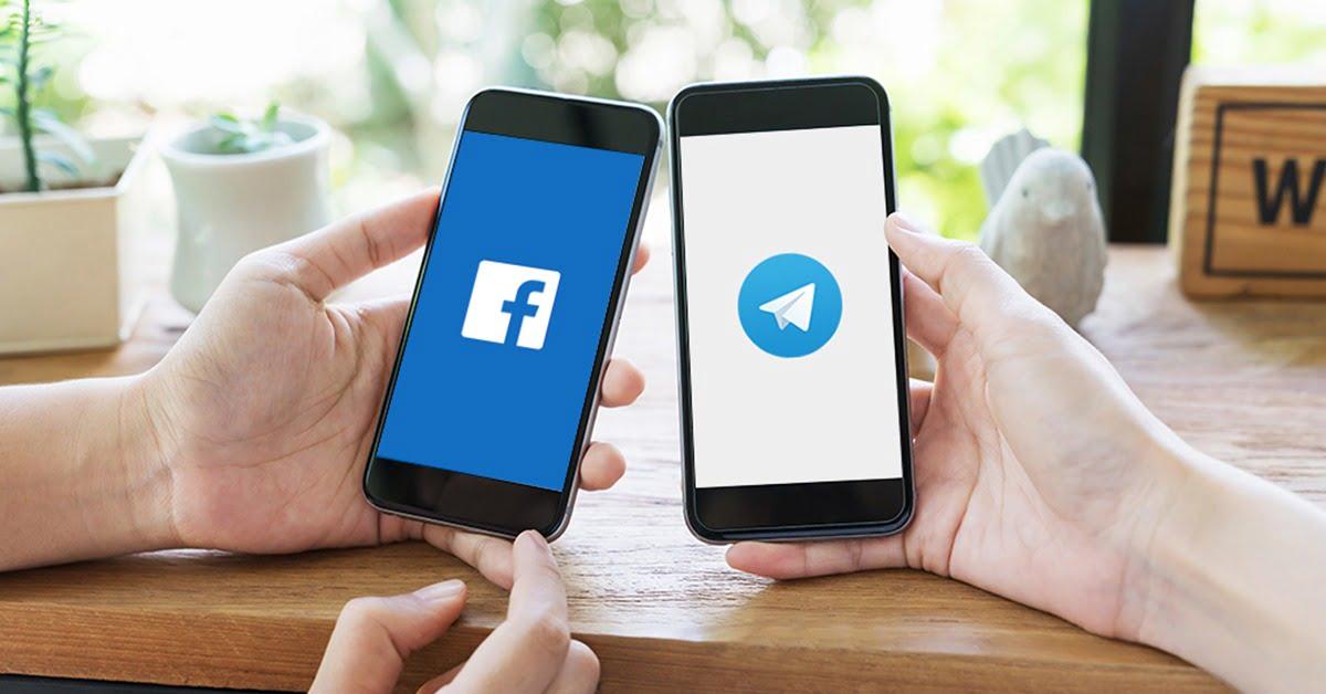 Telegram-бот помогает найти телефонные номера 533 млн. пользователей Facebook